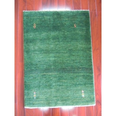 玄関マット/ギャッベ/ギャッベ/イラン製シラーズ産/手織り草木染め/ G-955