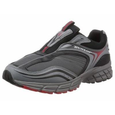 ダンロップ  DM 214 マックスランライト M 214 グレー MAXRUN Light スニーカー 靴 DUNLOP 幅4E 軽量設計 撥水加工