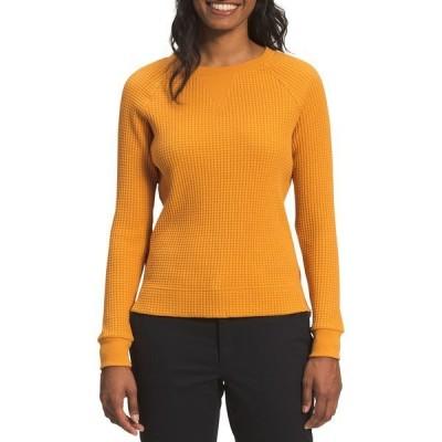 ノースフェイス レディース シャツ トップス The North Face Chabot Top - Women's Citrine Yellow