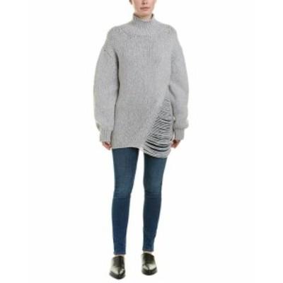 IRO イロ ファッション ドレス Iro Wool & Alpaca-Blend Turtleneck Sweater