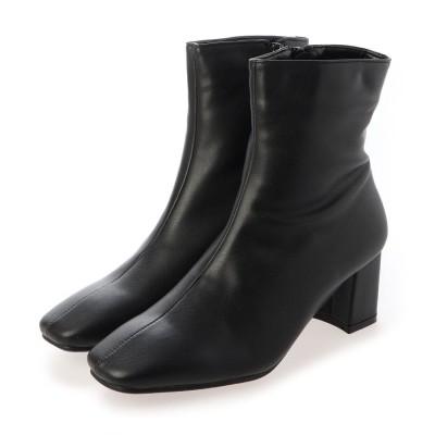シュベック SVEC ブーツ (ブラック)