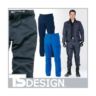 作業着 ズボン 藤和 TS Design AIR ACTIVE 8104 メンズカーゴパンツ 作業服 春夏 カーゴパンツ 軽量 ストレッチ 帯電防止 通気性
