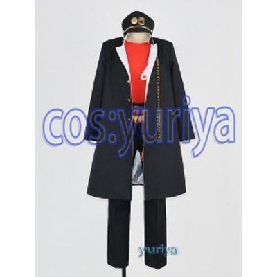 ジョジョの奇妙な冒険 第3部 空条承太郎 コスプレ衣装