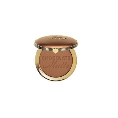 【レターパック便】Too Faced チョコレート ソレイユ ロングウェア マット ブロンザー