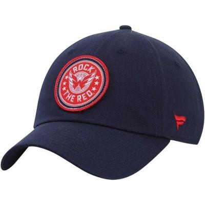 ファナティクス ブランデッド メンズ 帽子 アクセサリー Washington Capitals Fanatics Branded Hometown Adjustable Hat