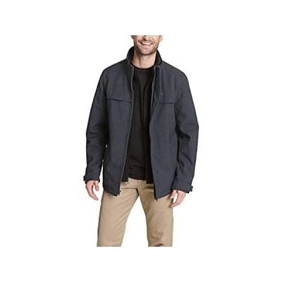 Dockers メンズ フィルド ソフトシェルジャケット ビブ付き レギュラーサイズ ビッグ&トールサイズ US サイズ: Small カラー: ブル