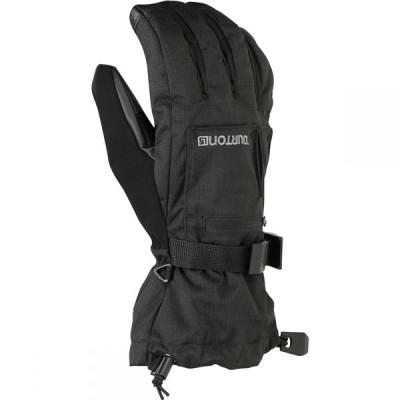バートン Burton メンズ 手袋・グローブ Baker 2 - In - 1 Glove True Black