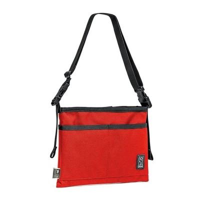 クローム CHROME MINI SHOULDER BAG Red ミニショルダーバッグ 防水 日本正規品