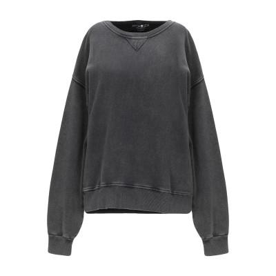 ハイドロゲン HYDROGEN スウェットシャツ 鉛色 XS コットン 100% / ポリウレタン スウェットシャツ