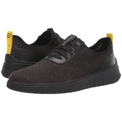 コールハーン Cole Haan メンズ スニーカー シューズ・靴 generation zerogrand sneaker Black Stitchlite