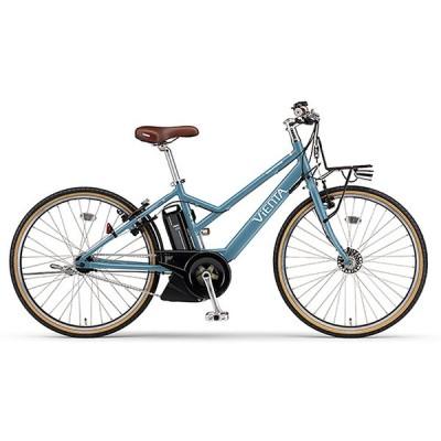 ヤマハ PAS 電動アシスト自転車 VIENTA5 パウダーブルー PA26V