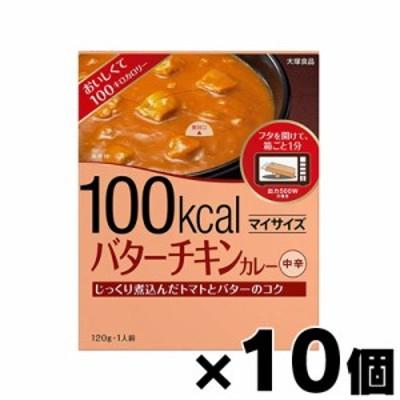 大塚食品 マイサイズ バターチキンカレー 120g×10個 4901150100045*10