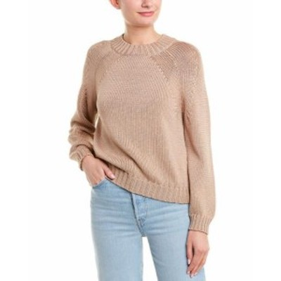 Milly ミリー ファッション トップス Milly Metallic Sweater