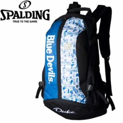 スポルディング バスケットボール ケイジャー DUKE GRAFFITI バックパック 40-007DKG