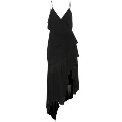 フィロソフィ ディ ロレンツォ セラフィニ Philosophy Di Lorenzo Serafini レディース ワンピース ミドル丈 ワンピース・ドレス Embellished midi dress Black