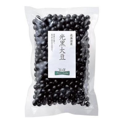 パントリー&ラッキー 北海道産 光黒大豆 300g 大近