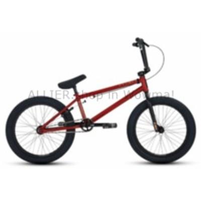 "BMX 2019 DKシグナス20 ""BMXバイクグロスメタリックレッドコンプリートBMX自転車  2019 DK Cygnus"