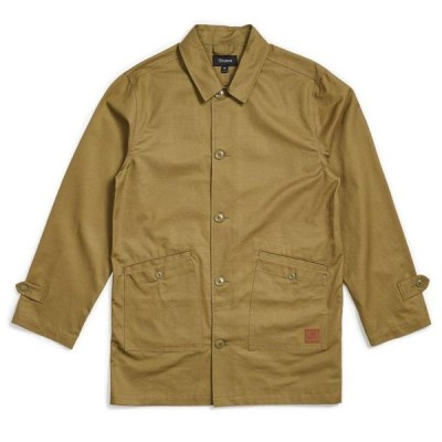 Brixton Fairdays II Jacket Washed Olive S 送料無料