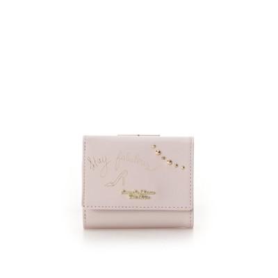 【サマンサタバサプチチョイス】 Christmas Item 折財布 レディース ピンク FREE Samantha Thavasa Petit Choice