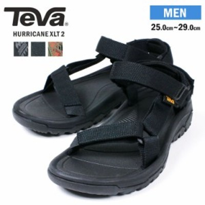 テバ ハリケーン HURRICANE XLT2 サンダル メンズ ストラップ スポーツサンダル アウトドア 黒 ブラック オリーブ マルチ スポサン リゾ