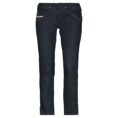 YOOX - CALVIN KLEIN JEANS ジーンズ ブルー 25 コットン 98% / ポリウレタン 2% ジーンズ