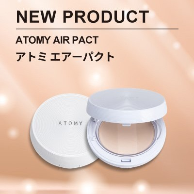 【ATOM美】 エア- パクト /AIR PACT