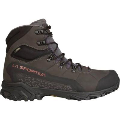 ラスポルティバ La Sportiva メンズ ハイキング・登山 ブーツ シューズ・靴 Nucleo High II GTX Wide Boot Carbon/Chili