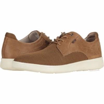 ロックポート Rockport メンズ スニーカー シューズ・靴 Caldwell Plain Toe Oxford Taupe Mesh/Leather