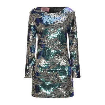 AMUSE チューブドレス ファッション  レディースファッション  ドレス、ブライダル  パーティドレス ブルー