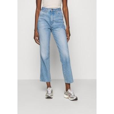 ラングラー レディース デニムパンツ ボトムス WILD WEST - Straight leg jeans - ocean breeze ocean breeze