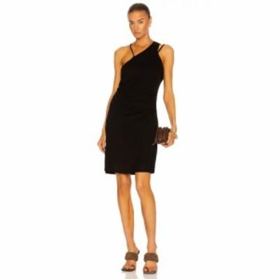 ヘルムート ラング Helmut Lang レディース ワンピース ミニ丈 ワンピース・ドレス Scala Mini Dress Basalt Black