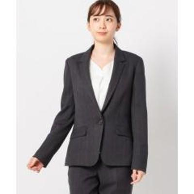 MEW'S REFINED CLOTHESウォッシャブルウィンドペンテーラードジャケット【お取り寄せ商品】