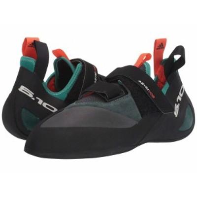 ファイブテン メンズ スニーカー シューズ Asym VCS Active Green/Black/Active Orange