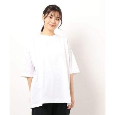 tシャツ Tシャツ 【SUPERTHANKS】WESTERN FRINGE BIC T-SHIRT