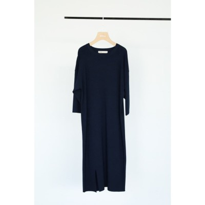washable dolman one piece NVY