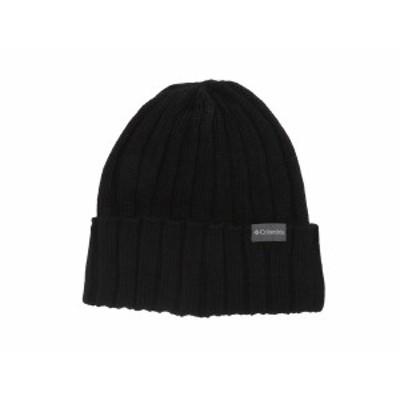 コロンビア メンズ 帽子 アクセサリー Carson Pass Watch Cap Black