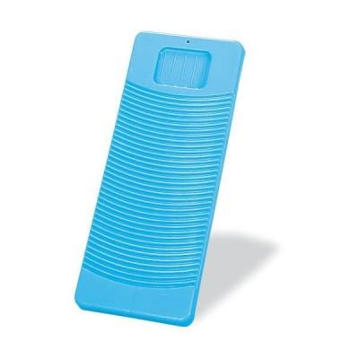 (まとめ)新輝合成 洗濯板 大 ブルー 00809 1個〔×5セット〕[ts]