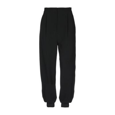 ティビ TIBI パンツ ブラック 0 70% トリアセテート 30% ポリエステル パンツ