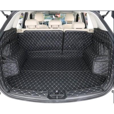 ラゲッジマット マツダ CX-5 CX5 2019 2020 防水 革 耐久性 トランク フルカバー
