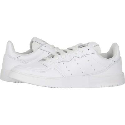 アディダス adidas Originals メンズ スニーカー シューズ・靴 Supercourt Footwear White/Footwear White/Core Black