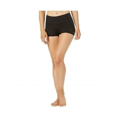 Bloch ブロック レディース 女性用 ファッション ショートパンツ 短パン Augustine Curve Suprima Shorts - Black