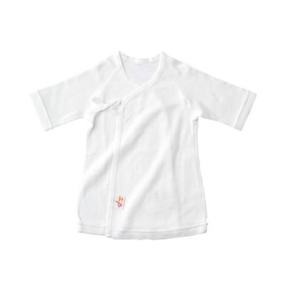 <赤ちゃんの城(Baby&Kids)/アカチャンノシロ> 短肌着 エジプト綿 シロ【三越伊勢丹/公式】