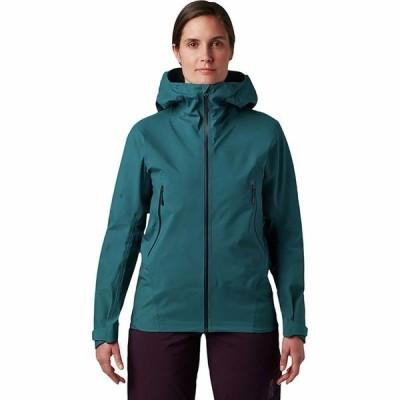 マウンテンハードウェア レディース ジャケット・ブルゾン アウター High Exposure GTX C-Knit Jacket