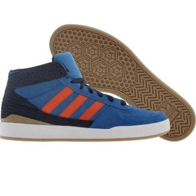アディダス Adidas Skate メンズ スニーカー シューズ・靴 Forum X bluebird/crayon orange/college navy