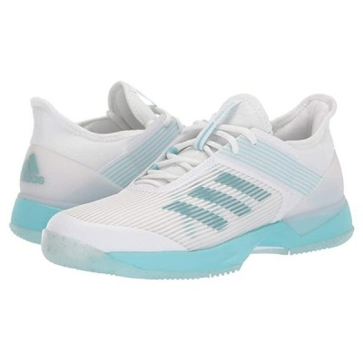 customerAuth Adizero Ubersonic 3 X Parley レディース スニーカー Blue Spirit/Footwear White/Footwear White