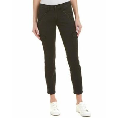 AG  ファッション パンツ Ag Jeans The Whitt Sulfur Black Super Skinny Cargo Ankle Cut