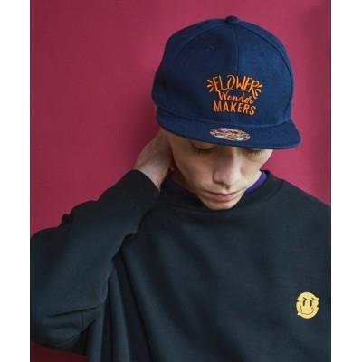 帽子 キャップ rehacer : Flower Makers B.B Cap / フラワーズ メーカーズ キャップ