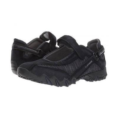 Mephisto メフィスト レディース 女性用 シューズ 靴 スニーカー 運動靴 Niro - Charcoal Suede/Flyknite