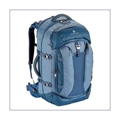 Eagle Creek Global Companion Travel Backpack Travel, Smokey Blue, 65L[並行輸入品]