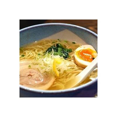北海道ラーメン 5食セット 札幌熟成生麺 5種食べ比べ (北海道コク旨塩5食)